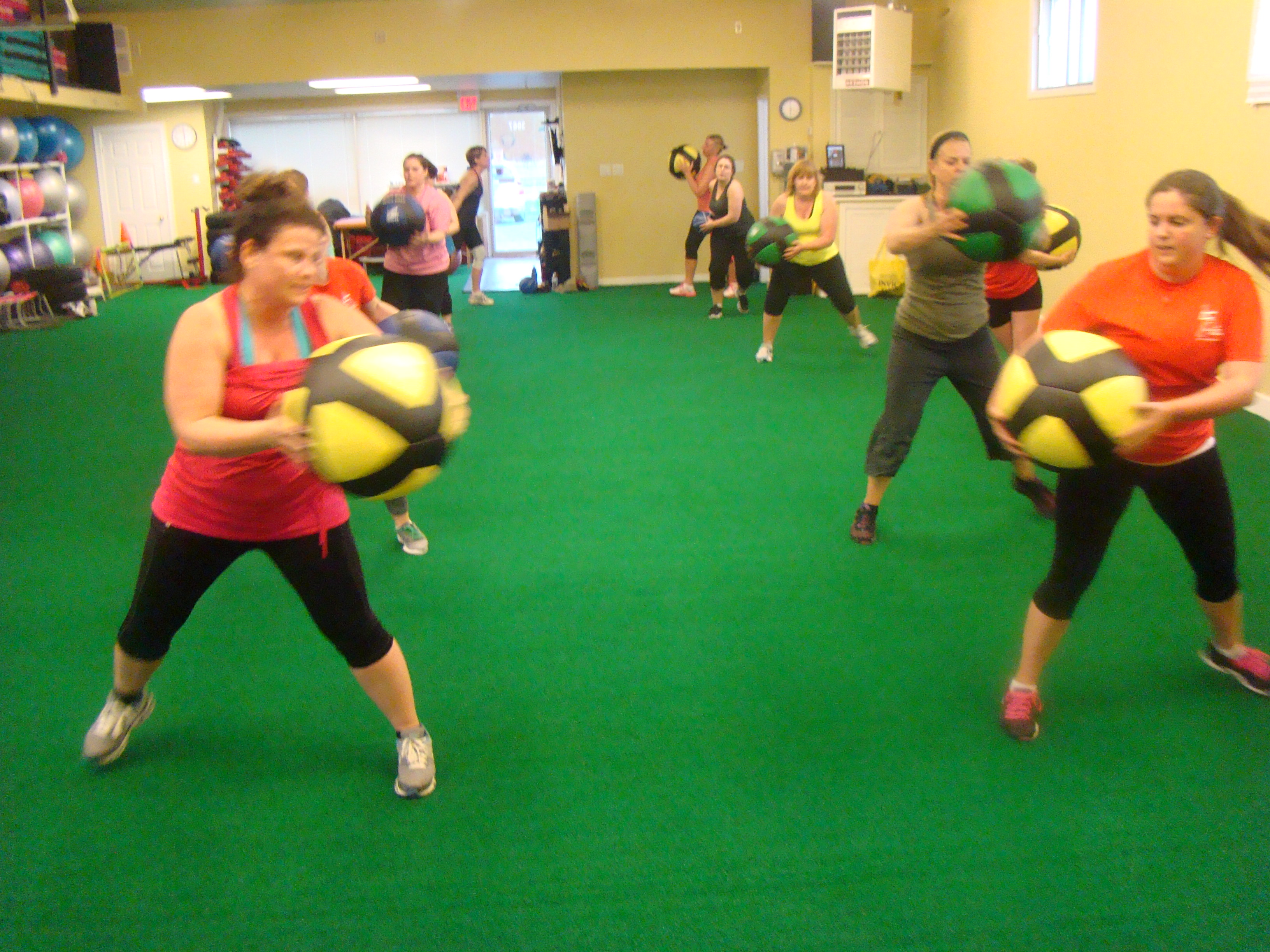 Kickboxing Body Workout Dsc